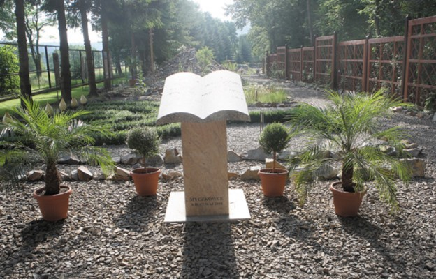Ogród biblijny w Myczkowcach