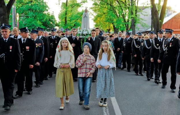 Pani Fatimska w diecezji drohiczyńskiej
