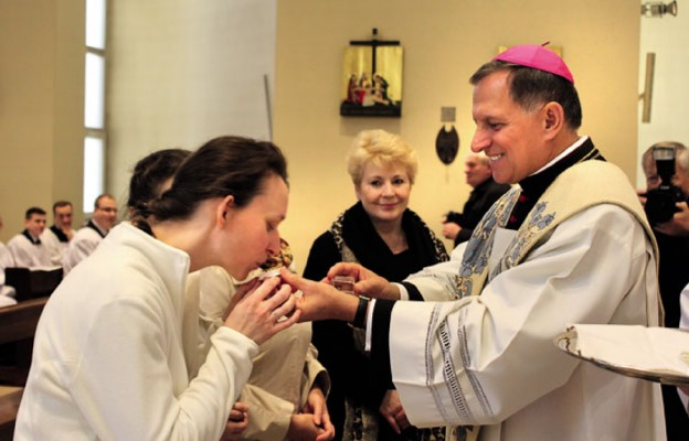 Spotkanie ze świadkiem życia św. Jana Pawła II