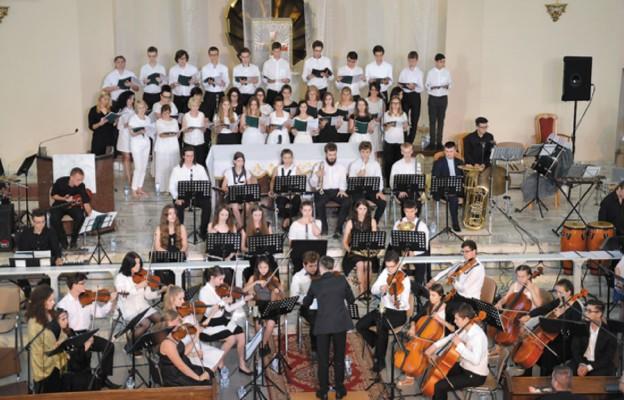 Młodzież tworzy kolejne oratorium