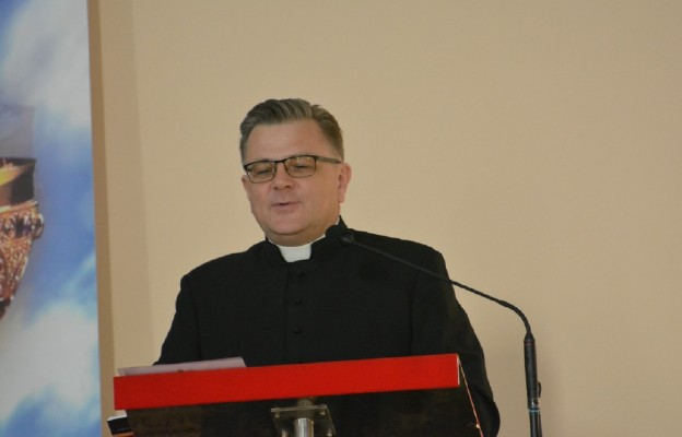 Ks. Ryszard Wołowski