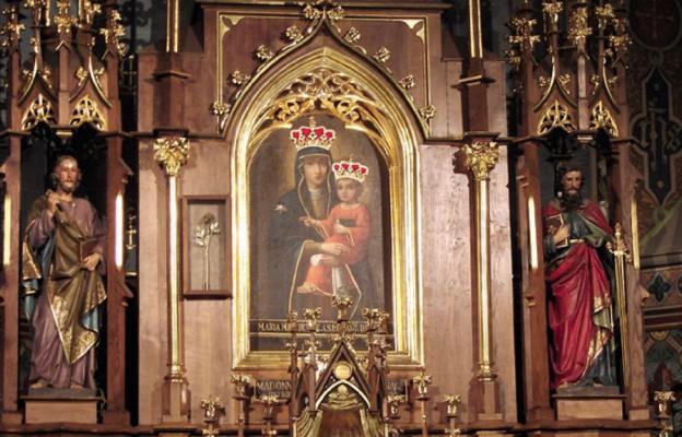 5. rocznica koronacji Madonny z Puszczy