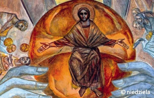 Bycie posłanym… do nieba