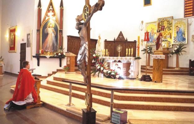 Parafia pw. św. Rafała Kalinowskiego w Nowogardzie