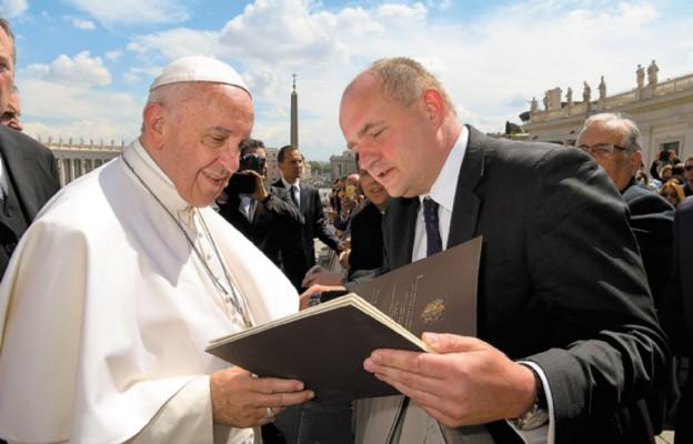 Św. Jan Paweł II patronem województwa