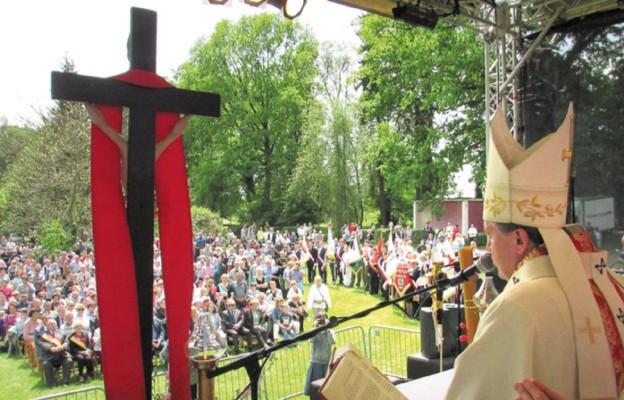 II Archidiecezjalna Pielgrzymka Ludzi Pracy do Henrykowa