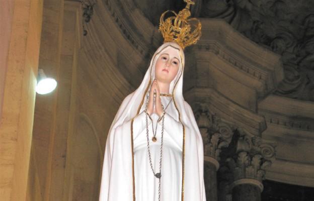 Figura Matki Bożej z Fatimy