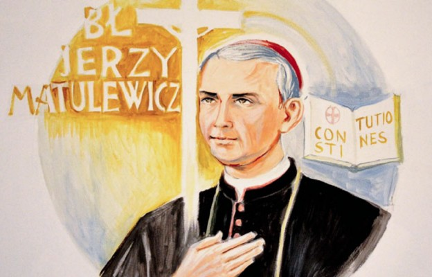 Błogosławiony Jerzy Matulewicz