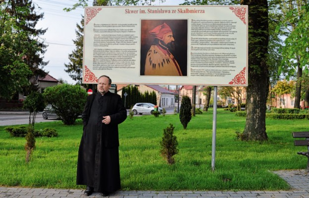 Ks. proboszcz Marian Fatyga