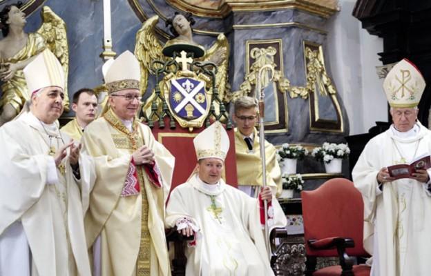 Pierwszy nuncjusz z diecezji łowickiej