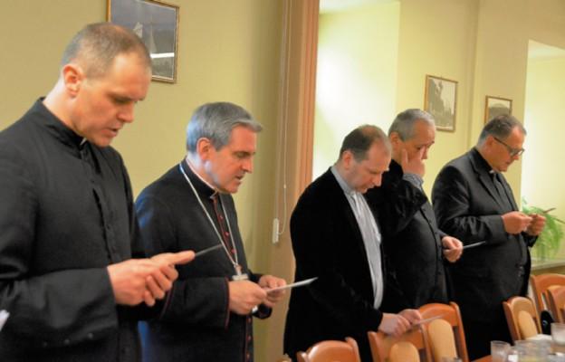 Pierwsze synodalne spotkanie robocze