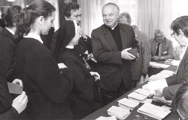 Bp Adam Dyczkowski. Wybory 1989