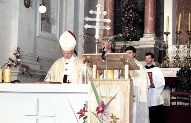 Droga do Eucharystii