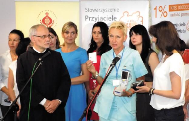 Dar dla pacjentów bonifraterskich placówek