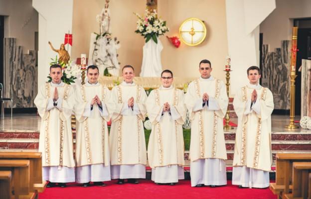 Diecezja rzeszowska ma sześciu nowych diakonów