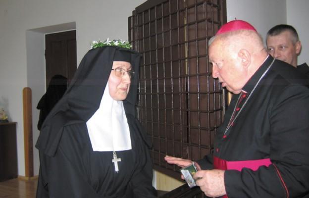 Złoty jubileusz w klasztorze na Jasielskiej Górce