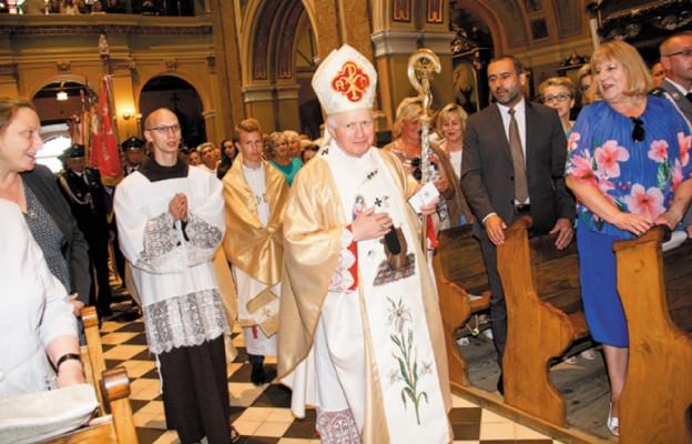 Papież chciał do Dukli!