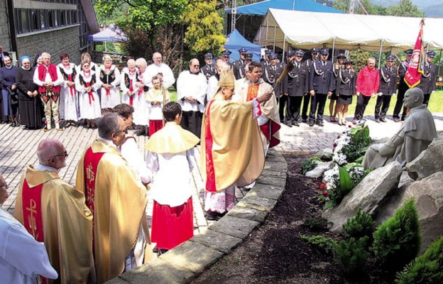 Jubileusz bystrzańskiej parafii