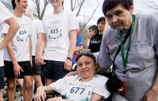 Bogusia lubi uczestniczyć w maratonach. Jej pasją jest również śpiew i taniec