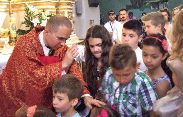 Dzieciątko Jezus, króluj nam