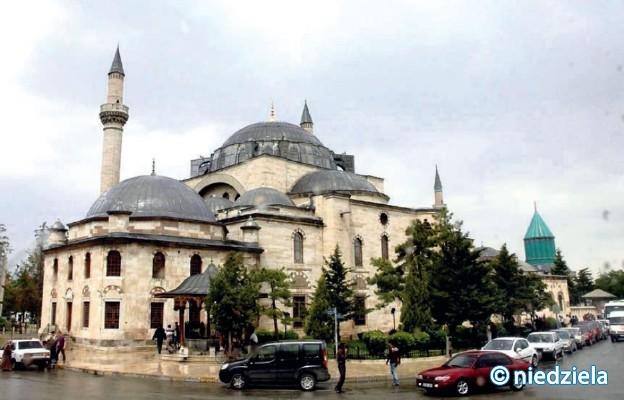 """""""Garstka"""" w świętym mieście islamu"""