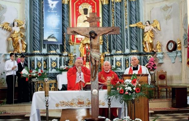 Dar krzyża