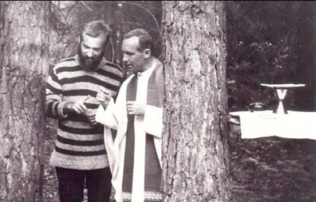Chciał być świętym księdzem