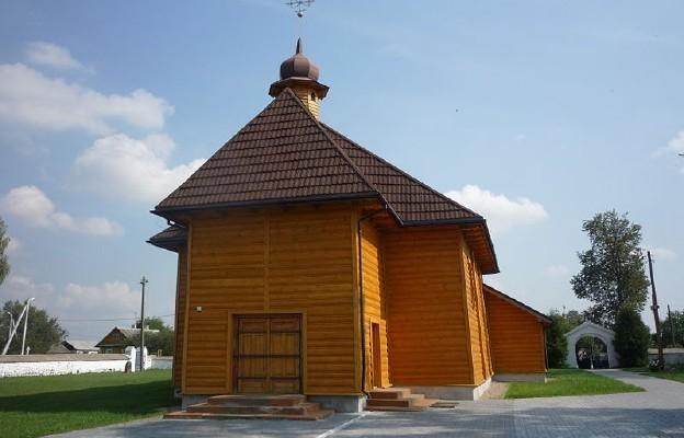 Sanktuarium Matki Bożej w Trokielach
