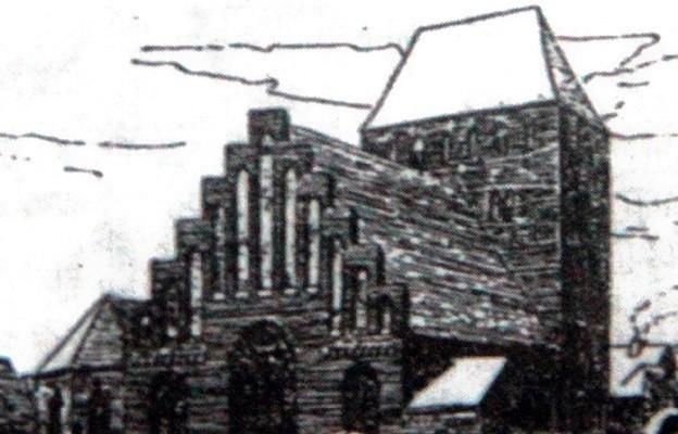 Z dziejów katedralnej wieży