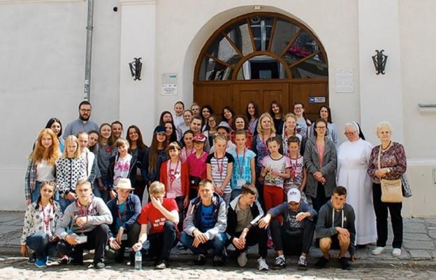 Wakacje z Caritas