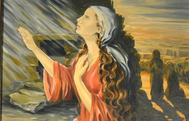 Św. Maria Magdalena – pierwszy świadek Zmartwychwstania