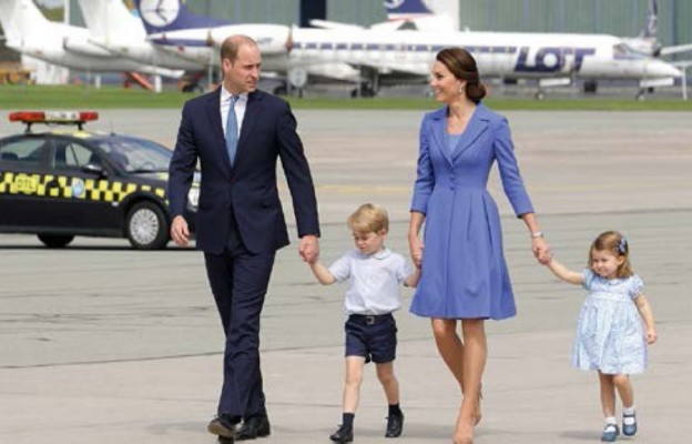 Rodzina książęca, a jednak zwyczajna