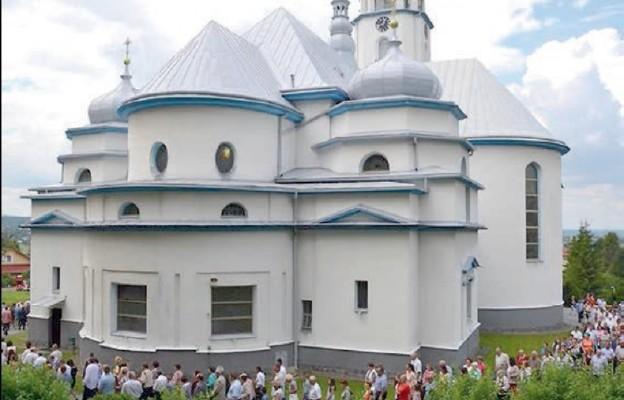 Uroczystość odpustowa w Tarnowcu