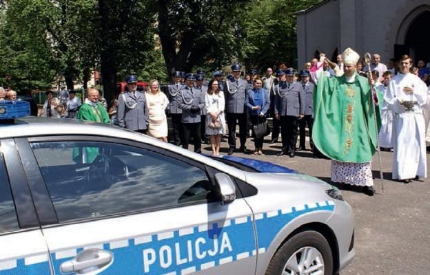 Święto policji w Sosnowcu