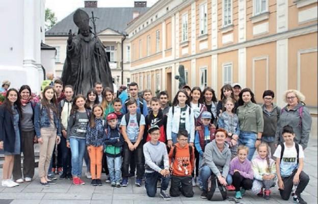 Koloniści z Ukrainy w Sosnowcu