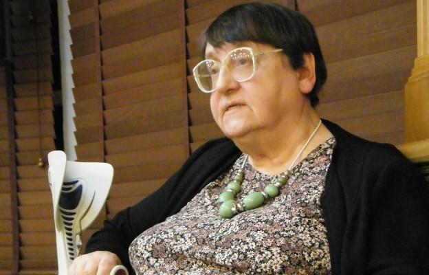 Pamięć o Krystynie Krahelskiej pielęgnuje Maria Marzena Grochowska