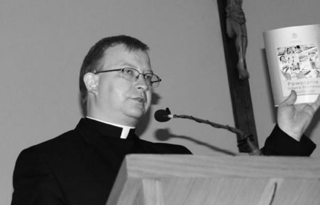 Ks. dr Marek Leśniak