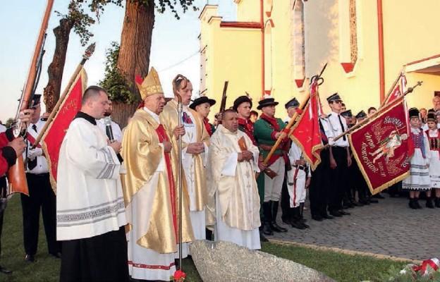 Uczczono 225. rocznicę bitwy pod Grannem