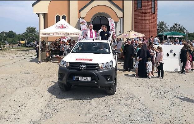 Ogólnopolski Festyn św. Krzysztofa w Łańcucie