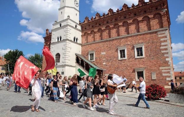 Jezus w Sandomierzu