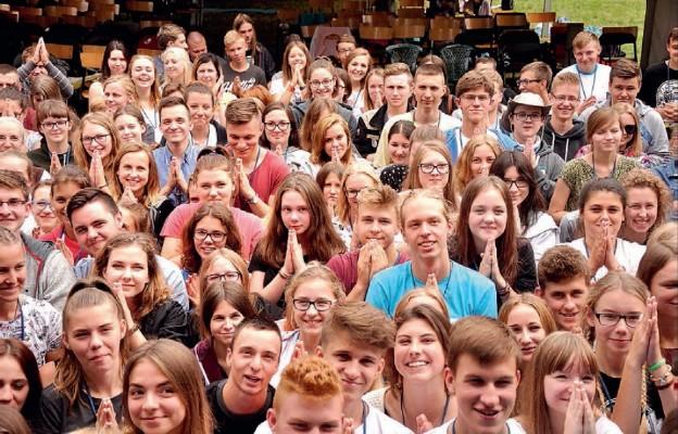 Młodzież nie może żyć bez Eucharystii