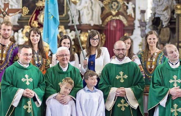 Wolontariuszka misyjna z Krzeszowa