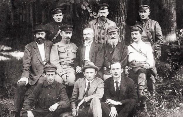 Bolszewicy na plebanii
