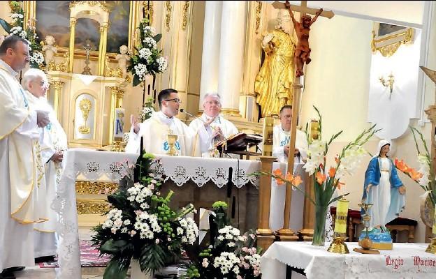 Uroczystości legionowe w Biłgoraju