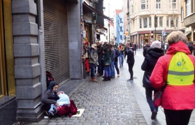 Na ulicach europejskich miast jest coraz bardziej niebezpiecznie z powodu zagrożenia terrorystycznego