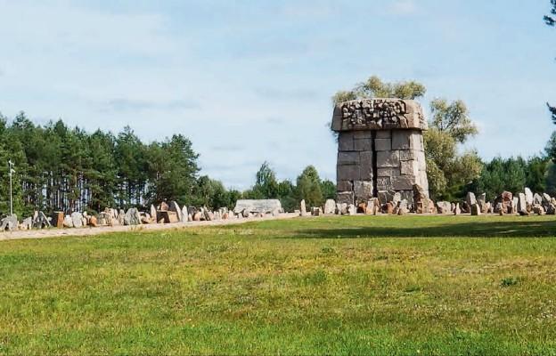 Treblinka – największy cmentarz Polaków