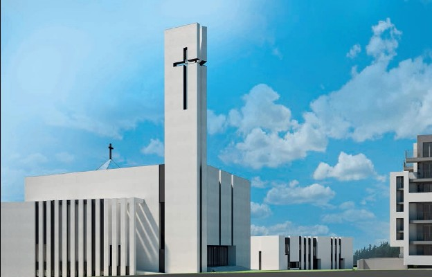 Parafia księdza Jerzego – znak zawierzenia nadziei