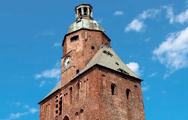 Katedra już od dawna wymagała remontu (1)