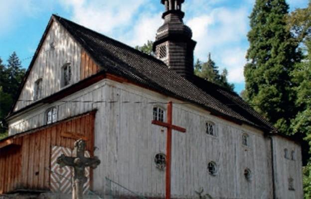 Drewniane kościoły diecezji świdnickiej (1)