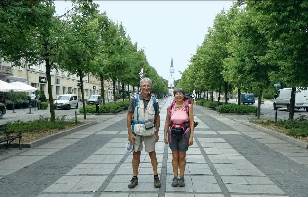Podróż poślubna z Francji na Jasną Górę
